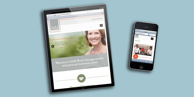 A&M Wealth Management Mobile