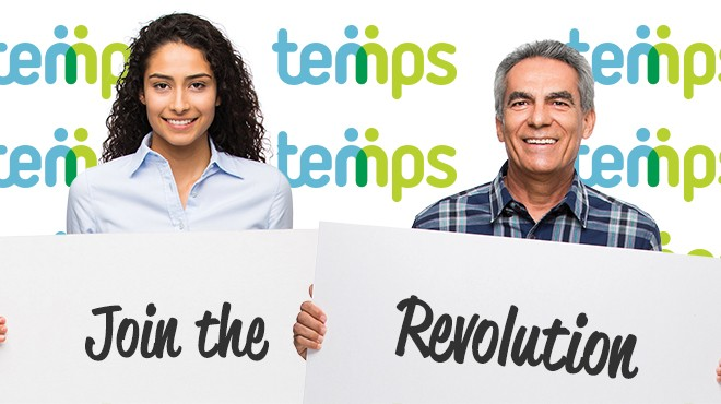 Temps Recruitment Revolution