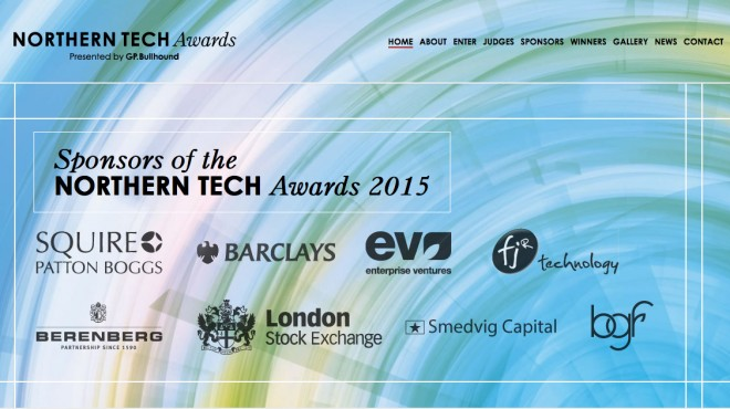 Northern Tech Awards 2015