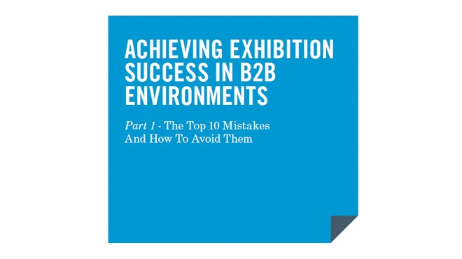 Achieving Exhibition Success In B2B Environments