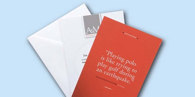 A&M Wealth Stationery