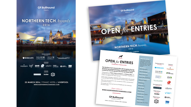 Northern Tech Awards 2017 Entries