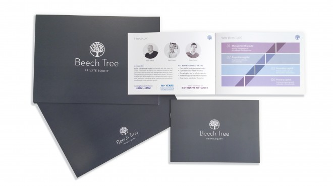 Beech Tree Stationery