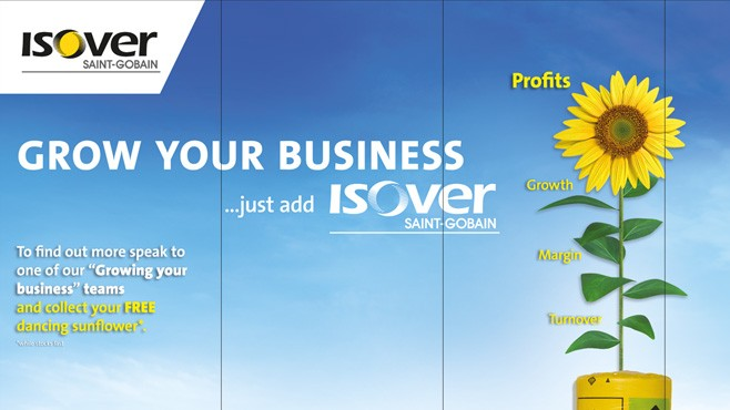 Isover Grow Your Business