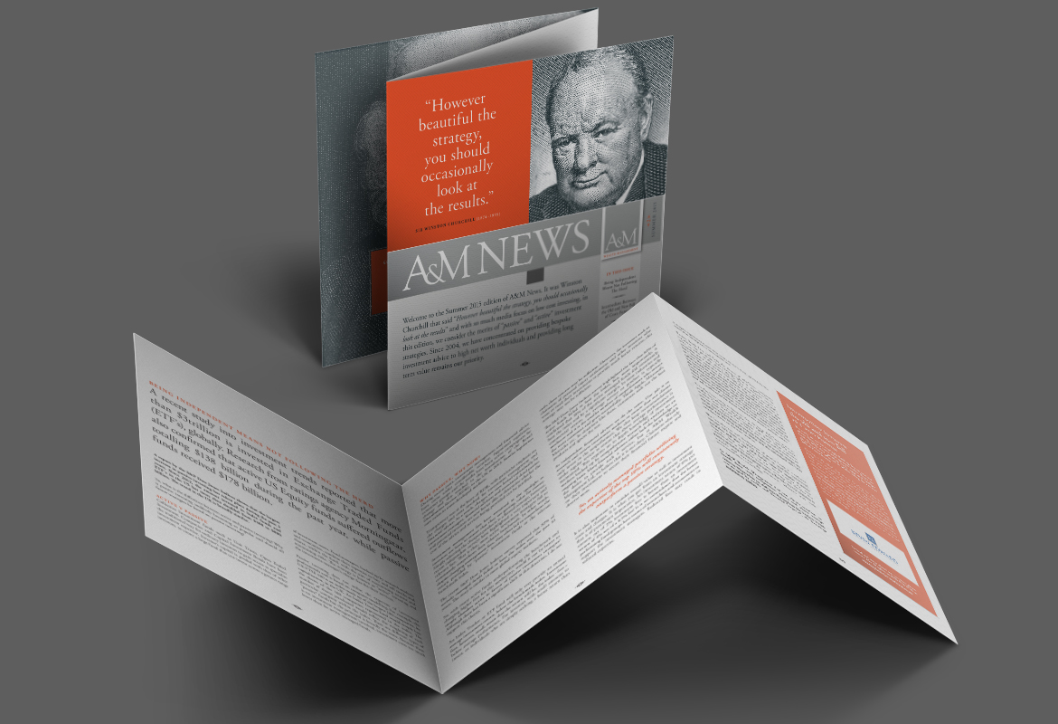 A&M Wealth Management Newsletters