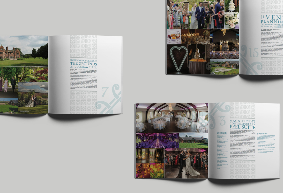 Colshaw Hall Brochure