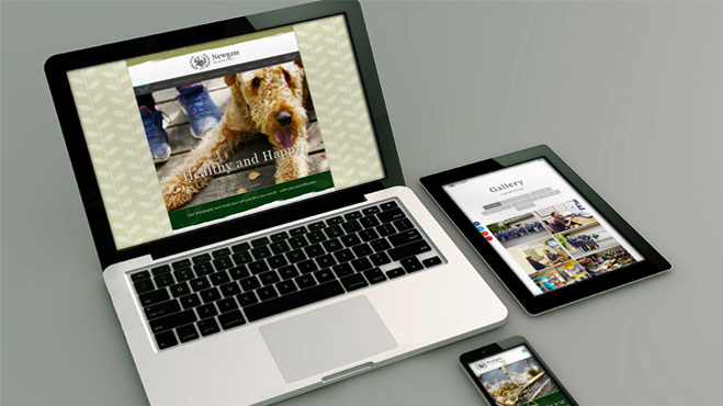 Newgate Kennels Website