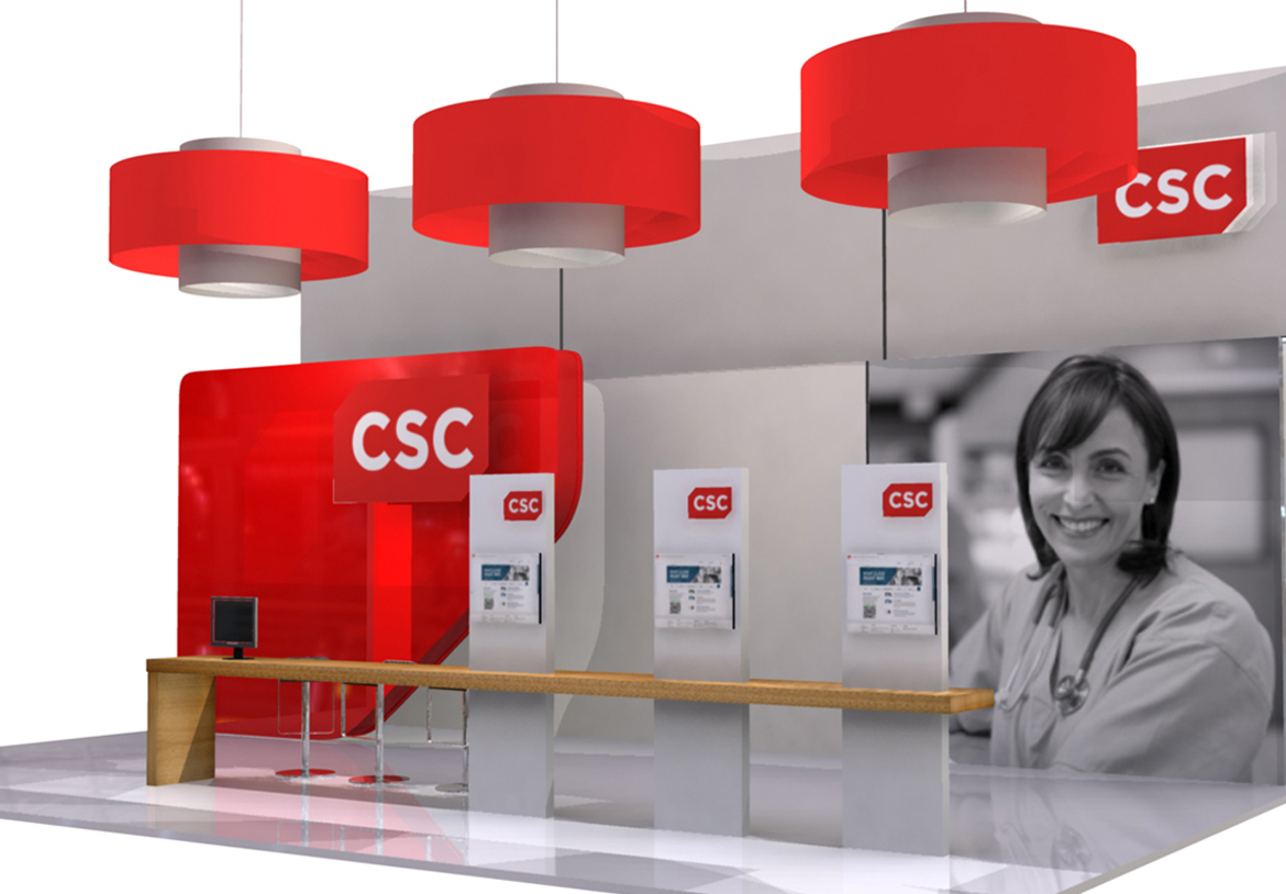 CSC Exhibition Stand